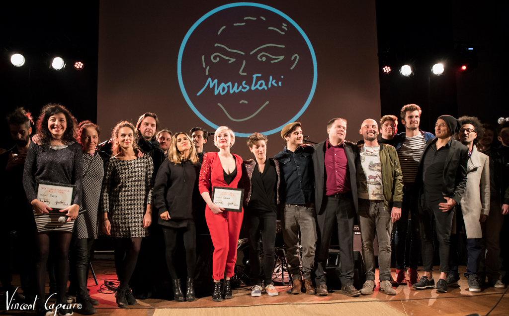 Prix Moustaki 2018