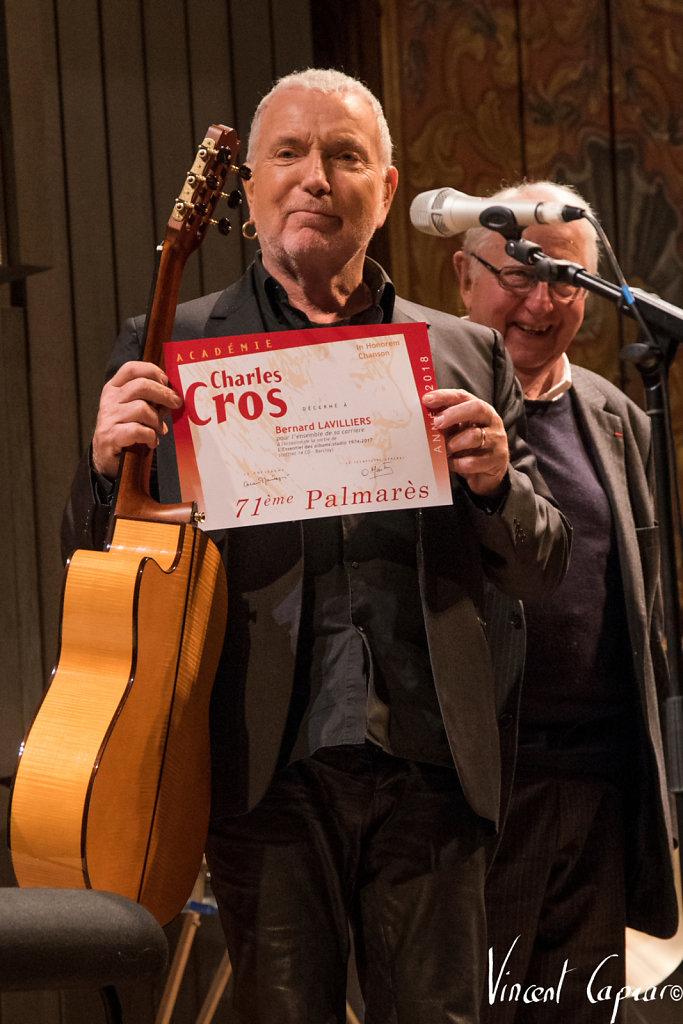 Prix Charles Cros 2018